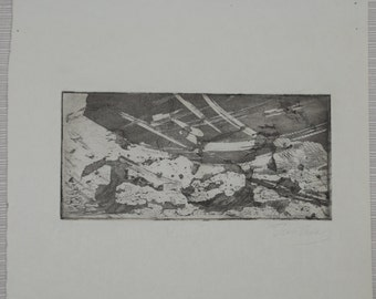 Muzy.  Abstract etching.
