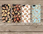 Phone Cases iPhone 5C Case iPhone 5S case iPhone 4 Case Samsung Galaxy S3 Galaxy S4 Galaxy S5 Note 2 Note 3 pizza - M5235