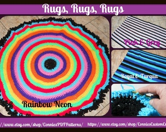 Twined Rag Rugs Book From Laughingfroggardens On Etsy Studio