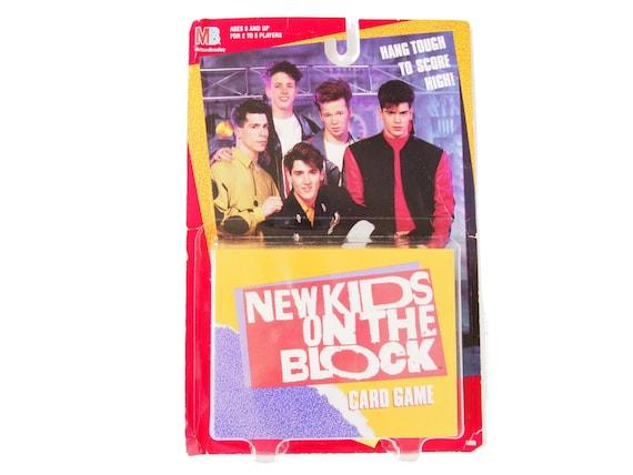Block Vintage Card Game by