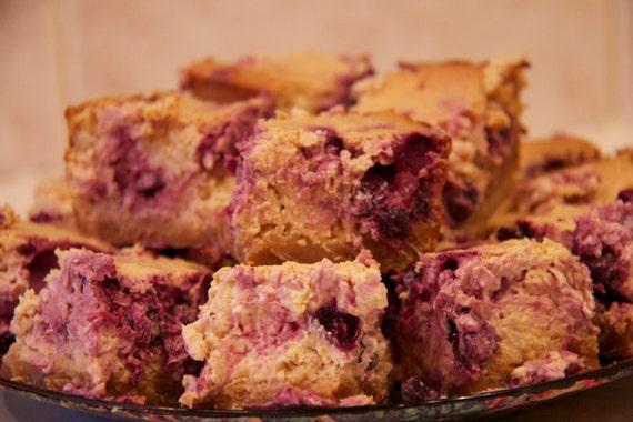 Lemon Blueberry Coconut Cheesecake Bars {Recipe}, Cheesecake, Fruit ...
