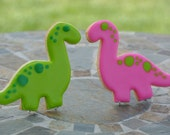 Cute Dinosaur Cookie Favors