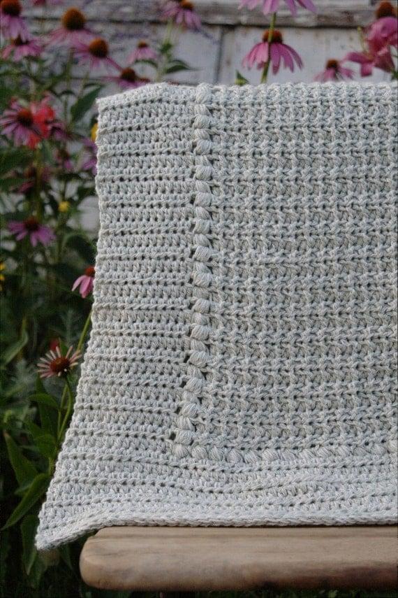 DIY Baby Blanket Pattern Easy Crochet Newborn Crochet