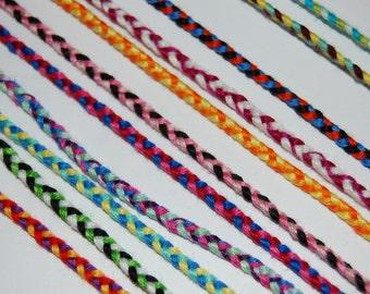 Braid Bracelets - 10 for 3 Dollars!