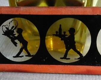 Vintage Magic Lantern Slide No 3