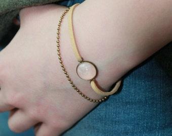 fishing SPARKLY bracelet