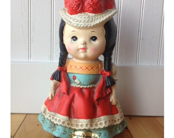 "World Friendship Doll Bank - ""Germany"""