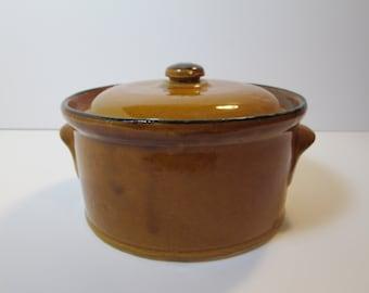 Vintage Ceramic Cookware Etsy