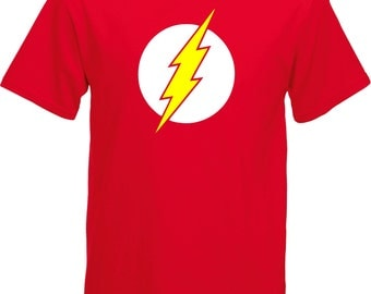 The Flash T-Shirt Sheldon Cooper