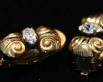 Vintage Ermani Bulatti Earrings