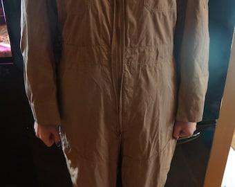Summer Navy Aviator Jumpsuit
