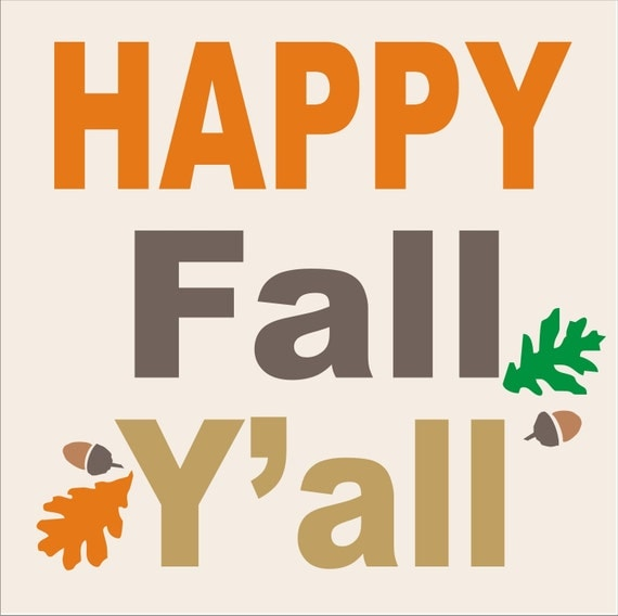 Critical image throughout happy fall y all printable