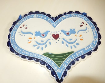 LOVE IS KIND Wall Hanging