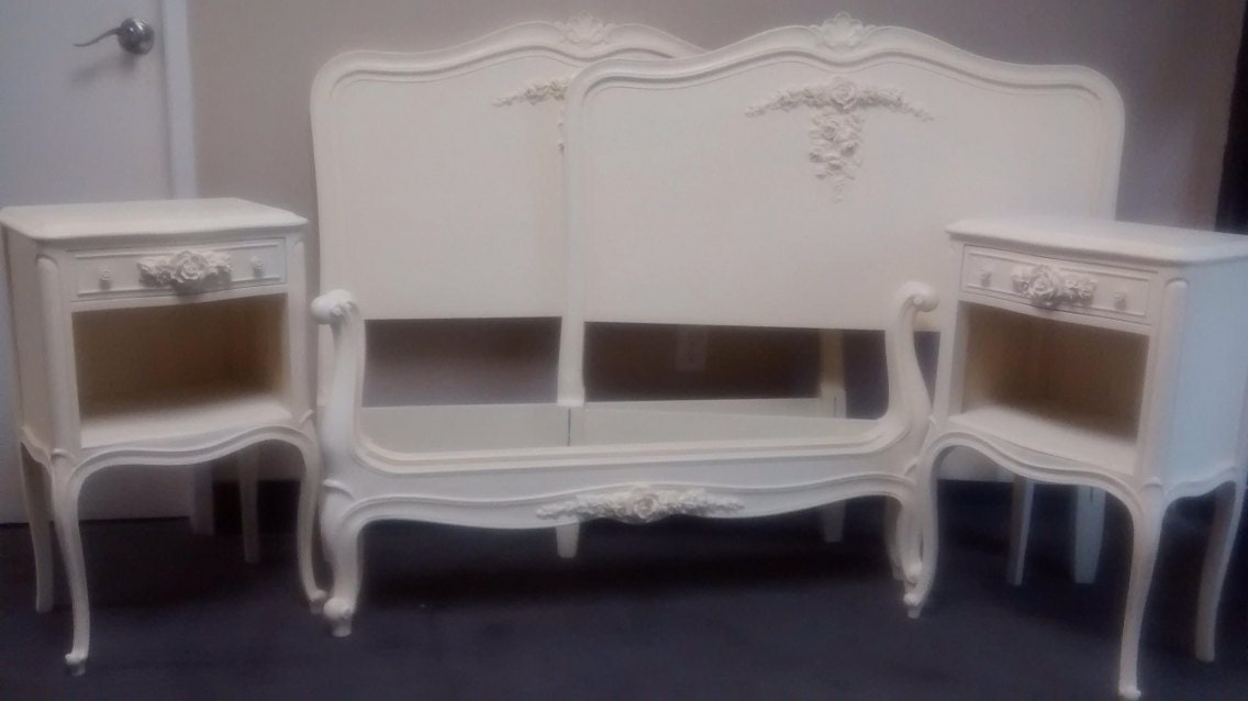 bedroom setvintage french provincial bedroom set by drexel