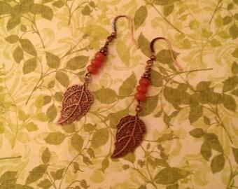 Autumn Splendor Earrings