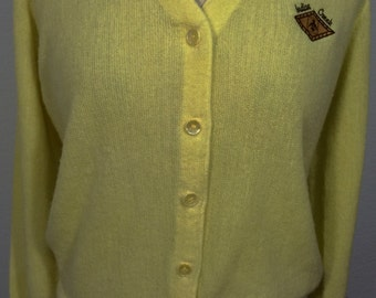FREE SHIPPING     1960 Womans Cardigan