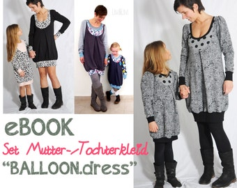 "eBOOK # 58 + 59 - set ""BALLOON.dress"" only in german language"