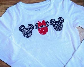 Adult Disney Shirt (Short Sleeve)