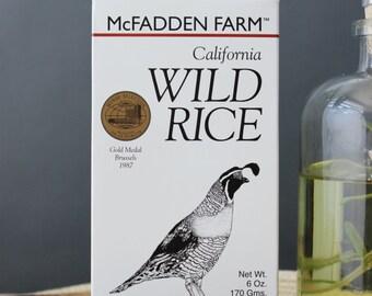 Natural Wild Rice - 6 oz