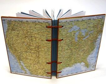 """Travel photo diary """"USA - pocket"""""""