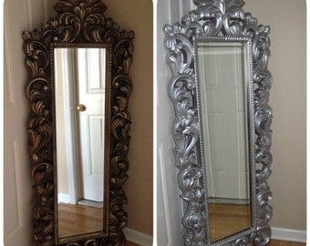 Full length wall mirror deals on 1001 blocks for Decorative full length wall mirrors