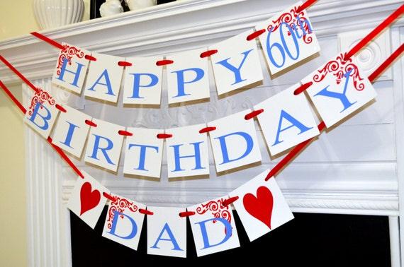 Happy Birthday Day birthday decorations male birthday