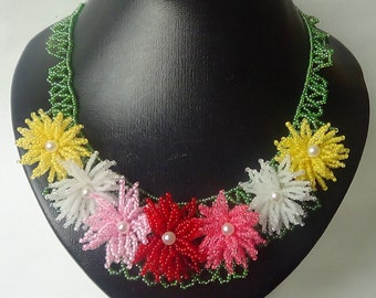 "Necklace ""Summer"""
