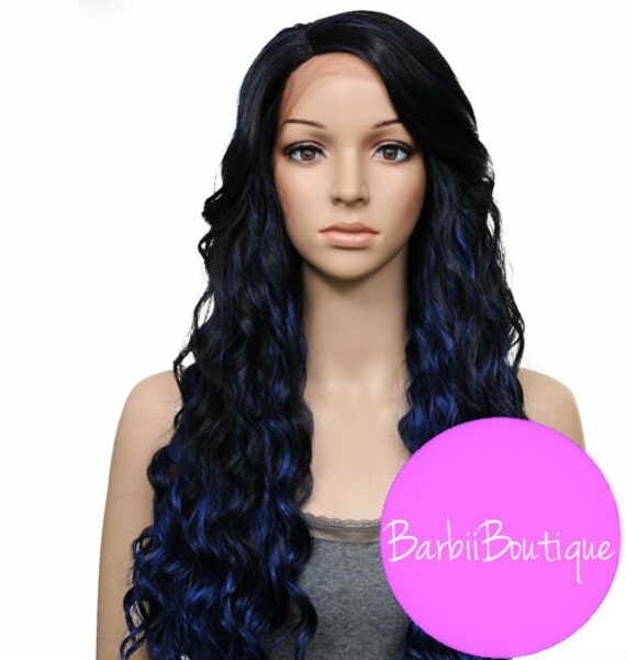 ... Hair , Red Ombre Highlights On Black Hair , Blue Highlights , Purple