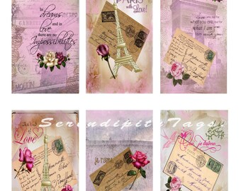 """Lovely """"Postcards from my Love""""."""