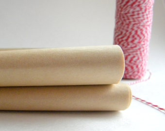 Kraft Brown Tissue Paper, 24 Sheets 20 x 30 in. / 50.8 x 76 cm