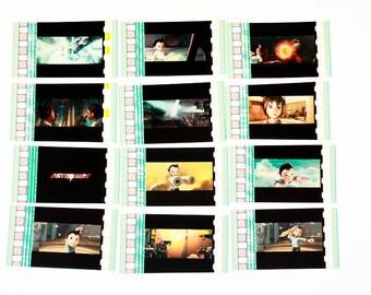 Astro Boy 35mm film Cells - 12 Pack