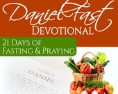Daniel Fast Devotional Mini E-Book