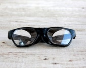Glasses goggles protect super bohemian wind yesterday to today. Â Safety Glasses