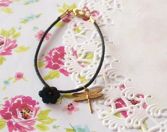Dragon Fly Friendship Bracelet