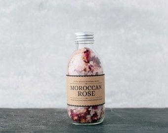Bathing Salts - Moroccan Rose