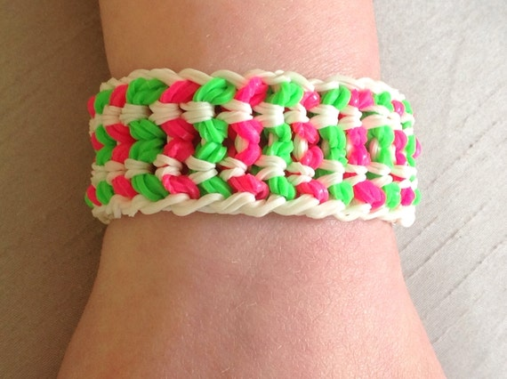 how to make the dragon scale bracelet