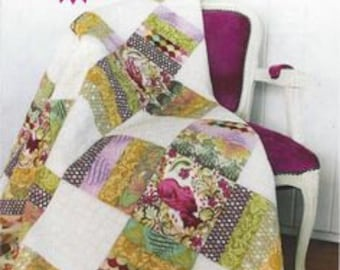 Kiss Kiss Quilt Pattern by Tula Pink
