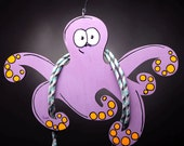 baby clothes  hanger (trempel) - octopus.