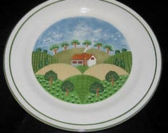 Sango Country Cottage Serving Platter