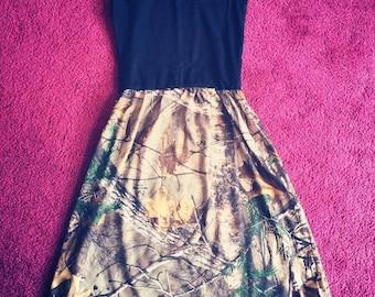 Camo Tank Dress (Read description)!!!!!!!