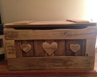 Blanket Box, Chest, Ottoman or Toy Box.