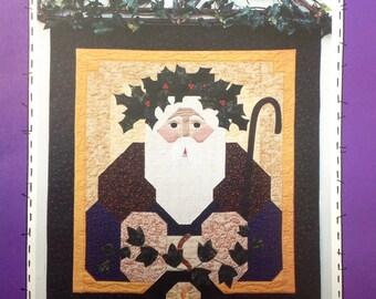 Prairie Grove Peddler Father Christmas #323