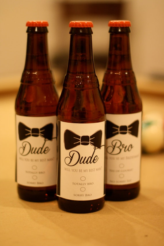 4 custom labels groomsman liquor bottle by custombottlelabels for Groomsman liquor bottle labels