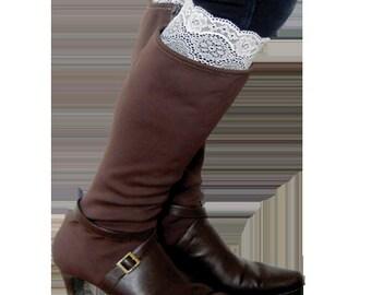 Boot Cuffs socks