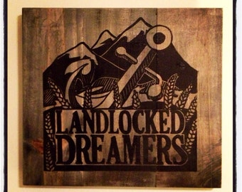 Landlocked dreamers