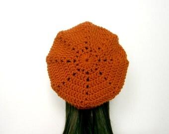 INSTANT DOWNLOAD, Crochet Pattern, Hat Pattern, Crochet Hat, Womens Hat Pattern, Crochet Hat Pattern - The Briella Hat