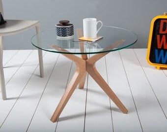 Trio Glass Table