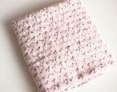Rosebud Blanket