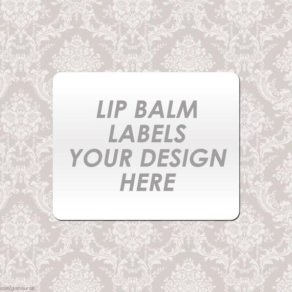 Your Custom Lip Balm Labels