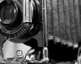Kodak Camera 3 Photography Photographer  Vintage Antique  Rustic Shabby Chic Home Decor Wall Art Fine Art Photography